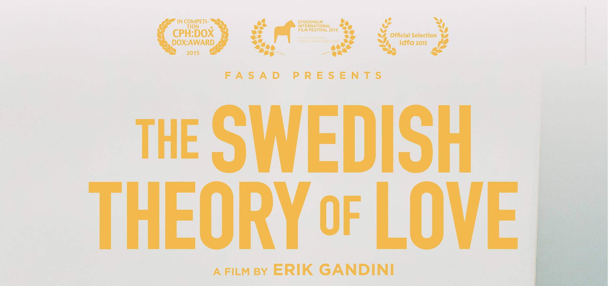 TransitieCinema film The Swedish Theory of Love