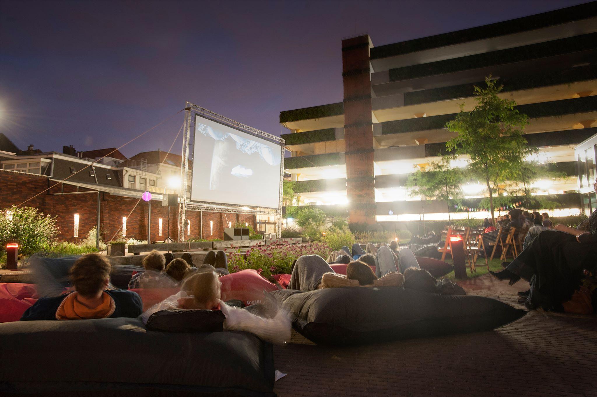 Open Air Cinema Het Nutshuis 2019