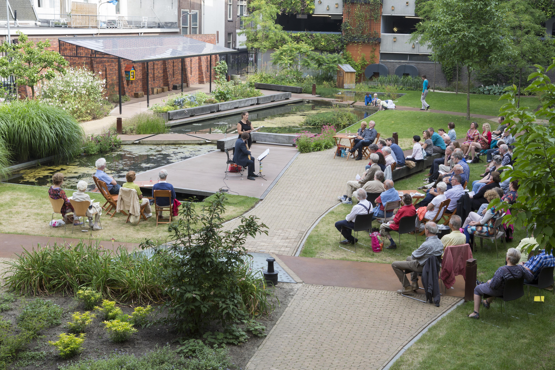 Garden concerts Het Nutshuis 2019