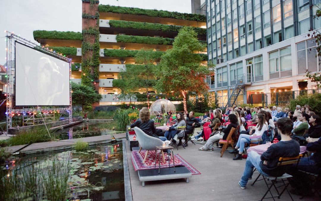 Het Nutshuis Open Air Film Festival
